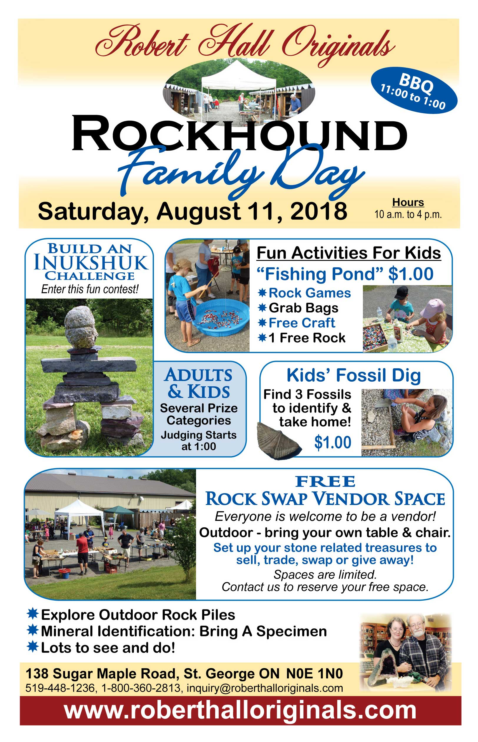 Rockhound Family Day