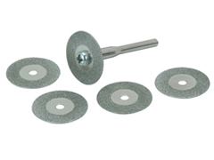Diamond Cut-Off Disc 5 x 20 x .025