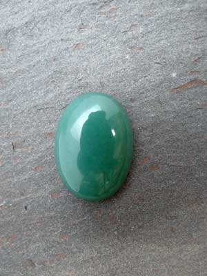 18x25mm Green Aventurine Oval Cabochon