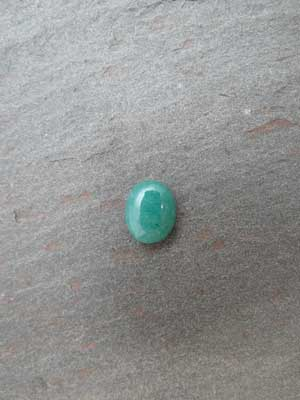 8x10mm Adventurine Oval Cabochon
