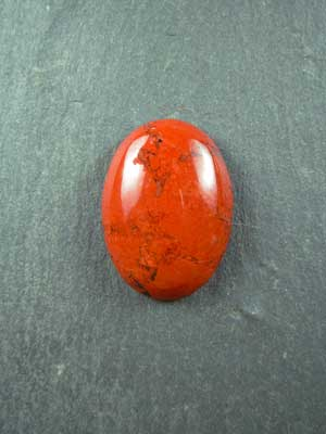 22x30mm Brecciated Jasper Oval Cabochon