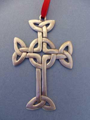 XL Lendlefoot Ornament - Lead Free Pewter