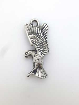 Eagle Charm - Lead Free Pewter