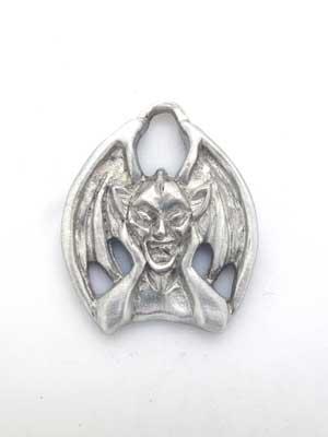 Gargoyle Charm - Lead Free Pewter