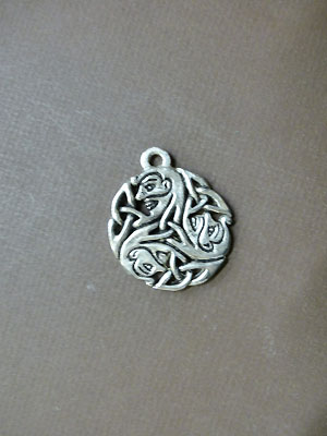 Wholeness Triskele - Lead Free Pewter
