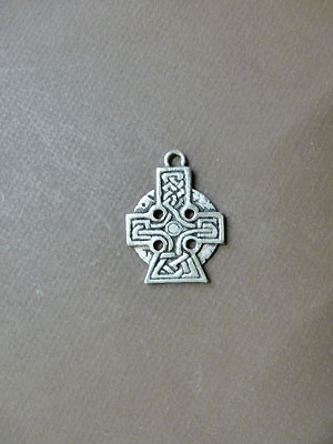 The Cross of Strength - Lead Free Pewter