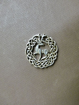 Cernunnos – The Stag - Lead Free Pewter