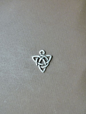 The Celtic Charm - Lead Free Pewter