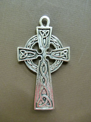 Trinity Cross - Lead Free Pewter