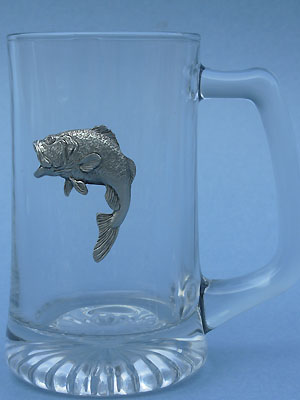 Bass Beer Mug - Lead Free Pewter