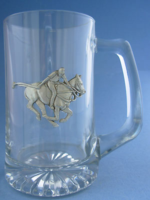 Polo Beer Mug - Lead Free Pewter