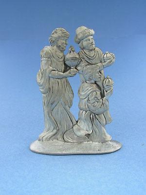 Wisemen Figurine - Lead Free Pewter