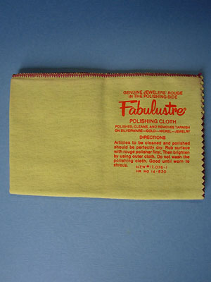 Fabulusture Polishing Cloth