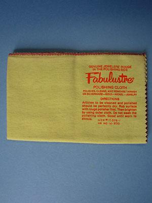 Fabulusture Polishing Cloth