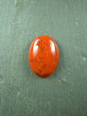 18x25mm Brecciated Jasper Calibrated Cabochon
