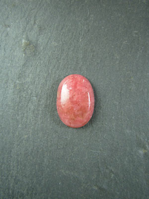 13x18mm Rhodocrosite Oval Cabochon