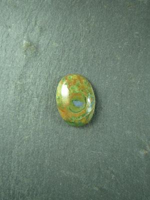 10x14mm Rhyolite Oval Cabochon