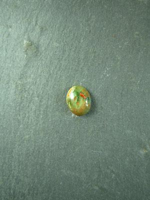 8x10mm Rhyolite Oval Cabochon