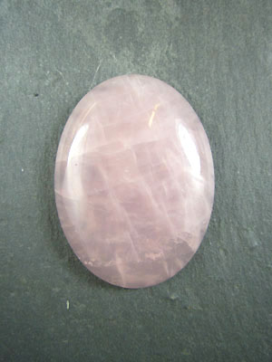 30x40mm Rose Quartz Oval Cabochon