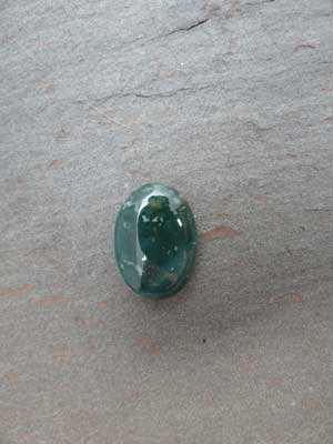 13x18mm Fancy Jasper Oval Cabochon