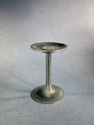 Column Mineral Stand - Lead Free Pewter