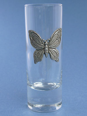 Butterfly Shooter - Lead Free Pewter
