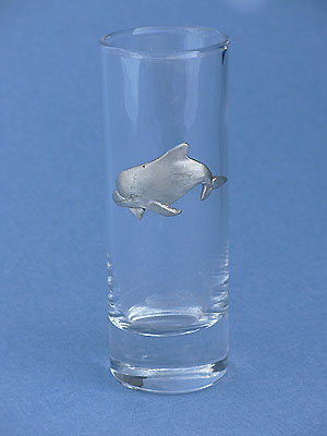 Dolphin Shooter - Lead Free Pewter