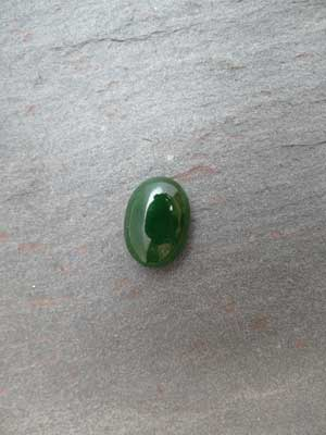 10x14mm Jade Oval Cabochon