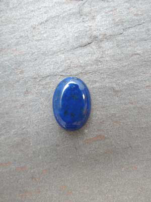 13x18mm Lapis Oval Cabochon