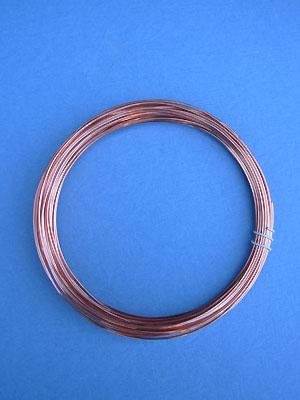 24 gauge Copper Wire (Round, Soft)