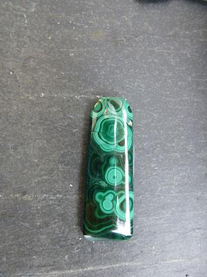 Malachite Designer Cabochons