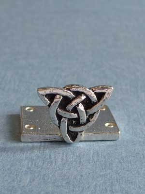 Lead Free Pewter Celtic Design Connector