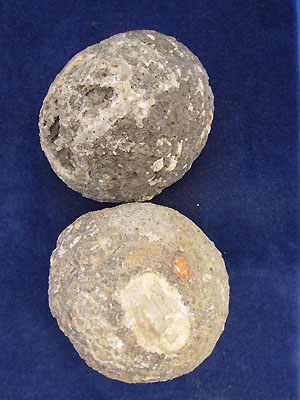 Solid Mexican Geodes - Medium Size - Price per lb