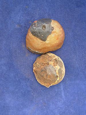 Brazilian Agate Nodules - small size - Price per lb