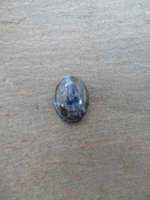 13x18mm Sodalite Oval Cabochon