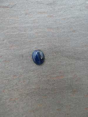 8x10mm Sodalite Oval Cabochon