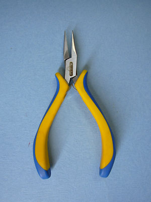 Ergo Chain Nose Pliers