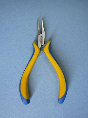 Ergo Chain Nose Pliers