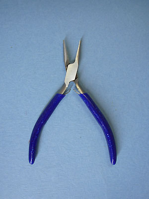 Sparkle Chain Nose Pliers
