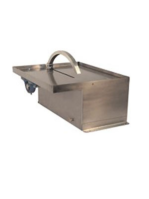 "10"" Trim Saw - Stainless Steel (Basic)"