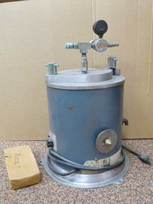 Wax Injector by Swest :: Used Equipment :: Lapidary