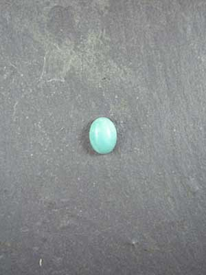 8x10mm Amazonite Oval Cabochon