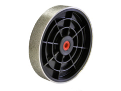 "4"" Diamond Grinding Wheel Grit:80 Plastic Hub"