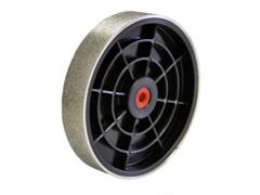 """4"""" Diamond Grinding Wheel Grit:80 Plastic Hub"""