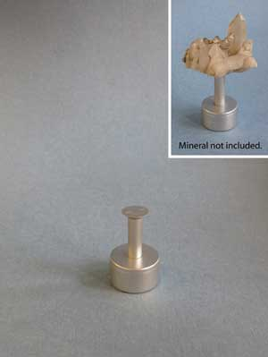 Aluminum Mineral Stand