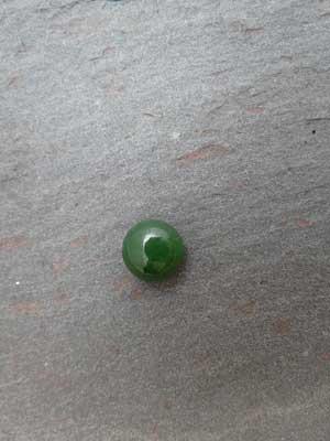 8mm Jade Round Cabochon