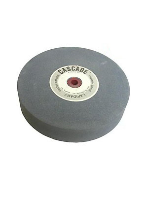 "100 Grit Black Silicon Carbide Grinding Wheel (Standard) 8"" x 1 1/2"""