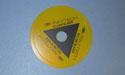 """Yellow Blazer Diamond Saw Blade - 4"""" x .012"""" x .020"""" x 5/8"""" x 1/2"""""""