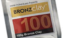 BRONZclay 100g Package