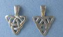 Celtic Charm Beavertail - Pk of 3 - Lead Free Pewter